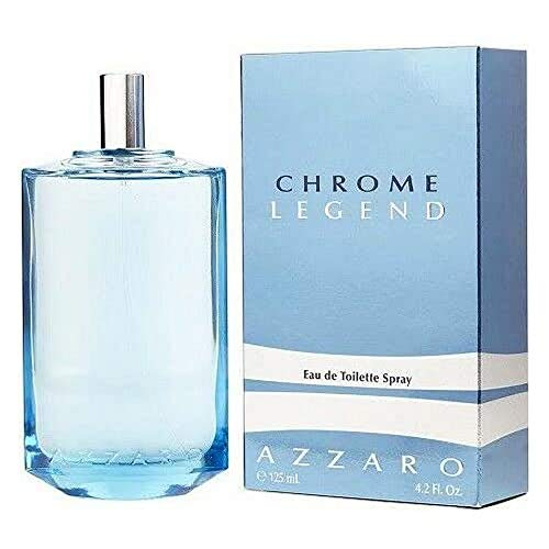 Azzaro CHROME LEGEND edt vaporizador 125 ml