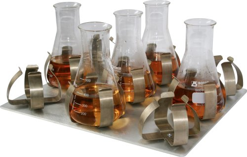Grant Instruments P9-500 Plattform für PSU-20I, 9 Flaschen x 500 ml