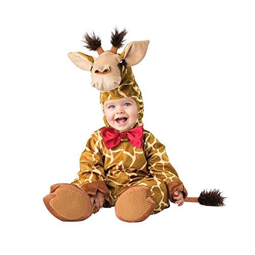 PerGrate - Disfraz de Halloween para bebé, diseño de animales, 01, 90