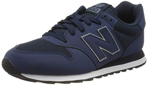 New Balance Herren 500 Sneaker, Blau (Blue Trz), 43 EU