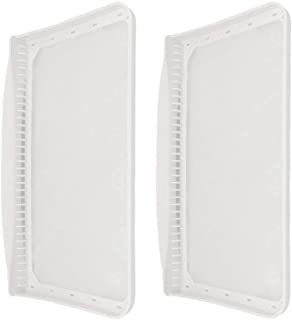 AMI PARTS 2 Pack of 33001808 Dryer Lint Filter Screen Compatible with Whirlpool Maytag Dryer- Replaces WP33001808 AH2035632