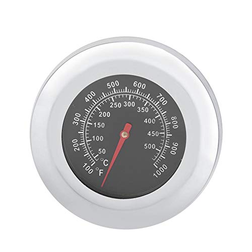 Edelstahl Backofenthermometer Lebensmittel Kochen Backen Temperaturüberwachung Messgerät Home Kitchen Indoor 50-500 Grad MEHRWEG VERPACKUNG socialme-eu