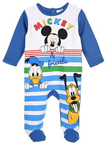 Mickey Mouse bebé-niños Pijama Largo