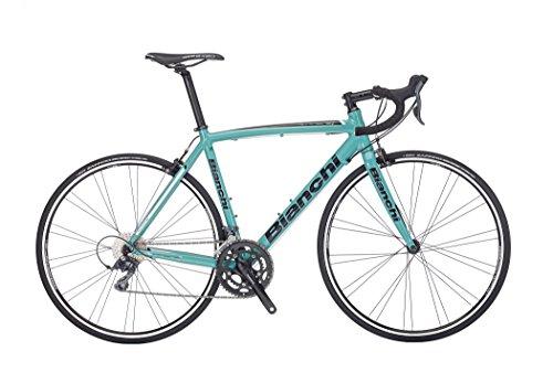 Bianchi Via Nirone 7 Alu Claris 8sp Compact celeste Rahmengröße 55 2016 Rennrad