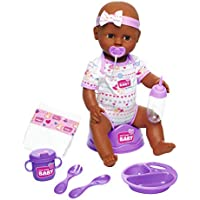 Simba 105030060–New Born Baby étnico muñeca