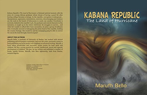 KABANA REPUBLIC (The Land of Hurricane) (English Edition)
