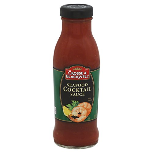 Crosse & Blackwell Seafood Cocktail Sauce, 12 Ounce (Pack of 6)