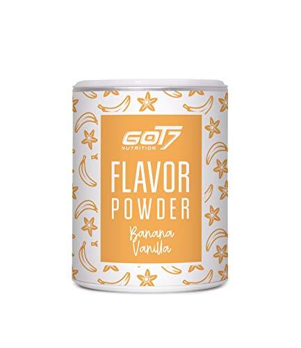 Got7 Nutrition Got7 Flavorpulver - Flavorsystem Aroma per Quark Proteinshake Yoghurt (Banana Vanilla - Banana Vanilla, 150g) - 150 g