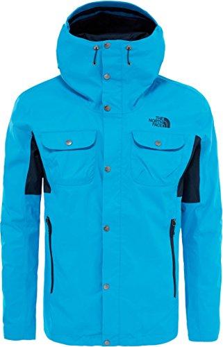 The North Face M Arrano, Giacca Impermeabile Uomo, Blu (Blue/Hyper Blue), S