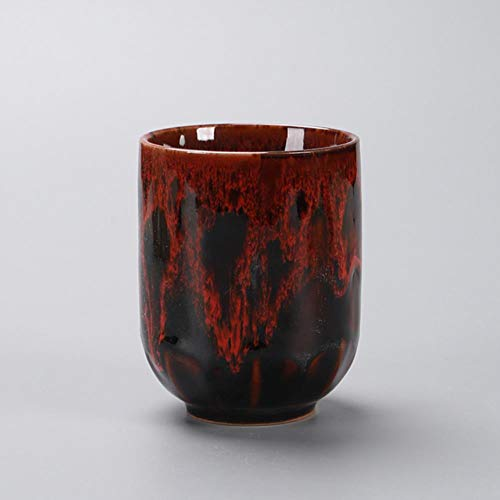 UKKO Mugs Big Capacity Ceramic Teacups Porcelain Tea Cup Chinese Kung Fu Cup Drinkware 200Ml