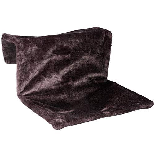 Warenhandel Koning kat radiator ligstoel verwarming hangmat hoes wasbaar bruin