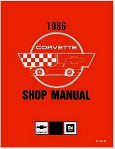 corvette factory service manual - 3