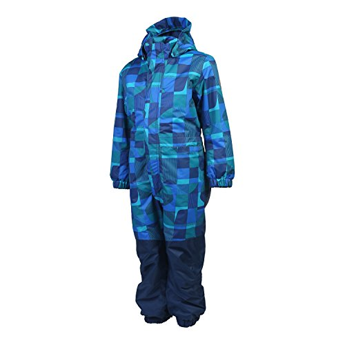 COLOR KIDS Klement padded coverall - 98