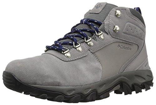 Columbia Newton Ridge Plus Ii Suede Zapatos de senderismo impermeables para hombre