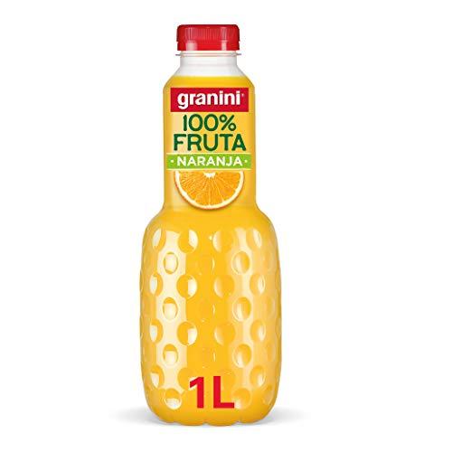 Granini 100% Fruta Naranja, 1L