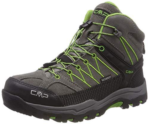 CMP Unisex-Erwachsene Rigel Mid Trekking- & Wanderstiefel, Grau (Tortora-Edera 16pc), 37 EU