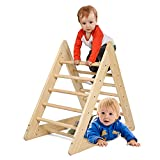 Ikkle Climbing Triangle Wooden...