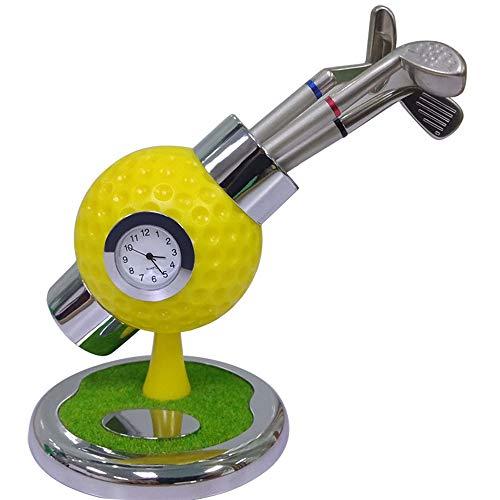 De enige goede kwaliteit meubels Office levert creatieve en praktische geschenken met drie balpen Golf Set Combinatie Pen Houder