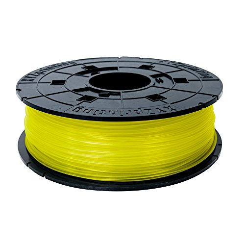 XYZ 1.75 mm PLA Refill Filament - Clear Yellow