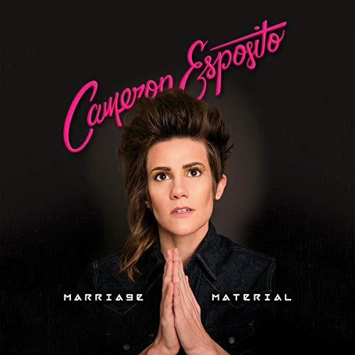 Cameron Esposito audiobook cover art