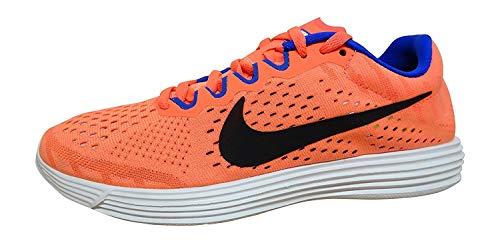 Nike Lunaracer 4 Unisex Running Trainers 844562 800, Hyper Orange Black (12)