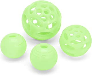 Chew King Fetch Balls, Glowing Balls for Dogs, Fits Ball Launcher