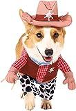 Spooktacular Creations Pet Halloween Cowboy Dog Costume (Large)
