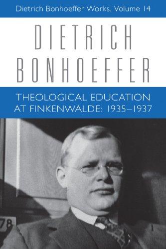 Theological Education at Finkenwalde: 1935-1937 (Dietrich Bonhoeffer Works Book 14) (English Edition)