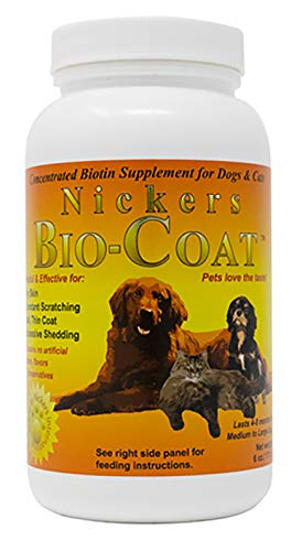 Top 10 best selling list for biotin supplement for dogs