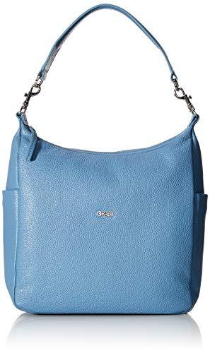 BREE Damen Nola 10, Provencial Blue, Backpack S W19 Rucksack Blau (Provincial Blue)