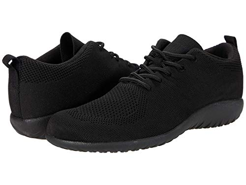 NAOT Footwear Women's Kuko Shoe Black Knit 11 M US