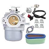 5-4993 Carburador para LMT Walbro y Briggs & Stratton 799728 498027 494502 495706 28R707 28M707 28V707 28B707 28T707 Reemplazo del carburador