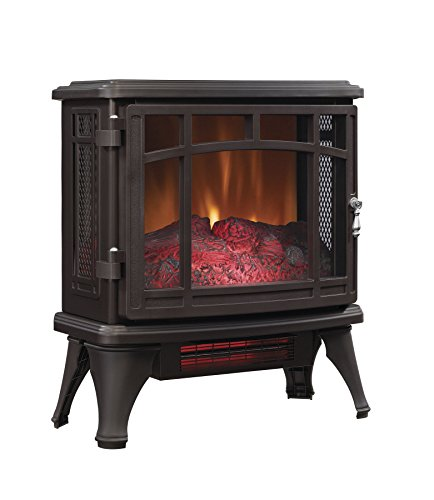 Duraflame Electric, Bronze Infrared Quartz Fireplace Stove