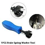 elegantstunning Car Drum Brake Spring Washer Shoe Tool Mechanics Retaining Removal Repair Tool