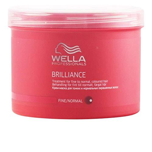 Preisvergleich Produktbild WELLA Professionals Brilliance Haarkur für grobes,  coloriertes Haar,  1er Pack (1 x 500 ml)