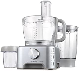 Kenwood FP735 Multipro Classic Food Processor 36 functions 1000 Watts - Silver