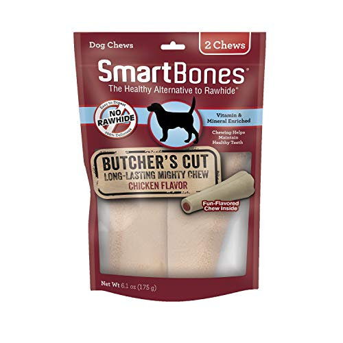 Smartbones Butcher'S Cut Long-Lasting Mighty Chew For Dogs, Large, 2 Pack Review