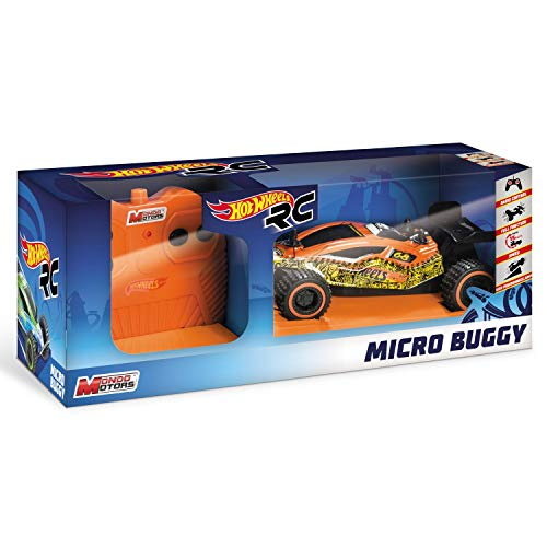 Mondo- Hot Wheels Buggy Coche, colores aleatorios (63446) , color/modelo surtido