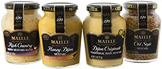 Sponsored Ad - Maille Mustard Variety Pack 7 Oz, 4 Count