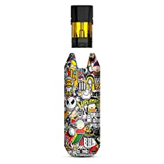 PRECISION CUT FIT: Precision cut for a perfect fit and comfort grip. Easy to remove so you can change style and design. This wrap leaves no sticky residue when peeled. PROTECT AND STYLIZE: Our protective wrap for your Vape Mod from scratches and ding...