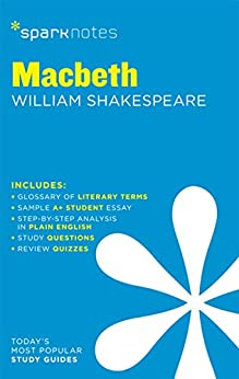 Macbeth SparkNotes Literature Guide (SparkNotes Literature Guide Series Book 43) by [SparkNotes]