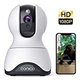 Pet Camera, Security Camera Conico 1080P HD Wireless Camera with Sound...