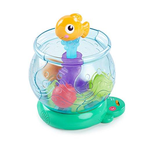 Funny Fishbowl, Jouet avec musiques et Boules