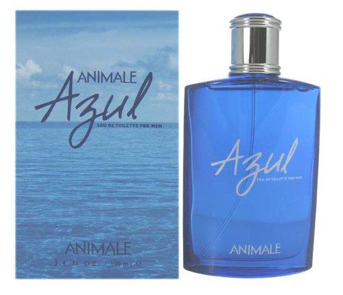 Animale Azul eau de toilette en flacon vaporisateur pour homme – 100 ml