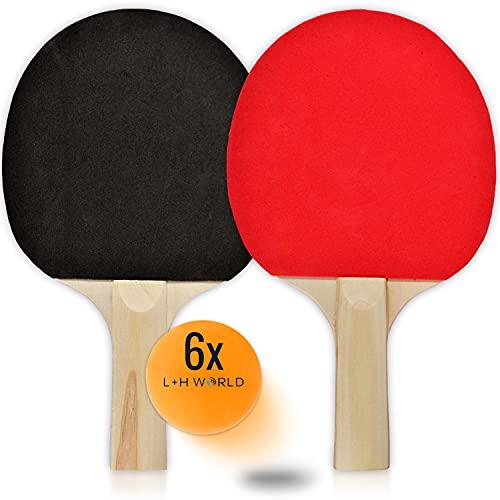 L + H World -  Xxl Tischtennis Set