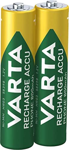 Varta Consumer Batteries GmbH & Co. KgaA -  Varta Recharge Akku