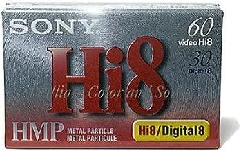 Sony Hi8/Digital8 Metal Particle Video Cassette
