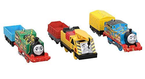 Thomas & Friends Construction Engine, 3 Pack