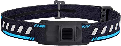TrustFire MC12 - Linterna frontal con accesorios para linternas, color negro