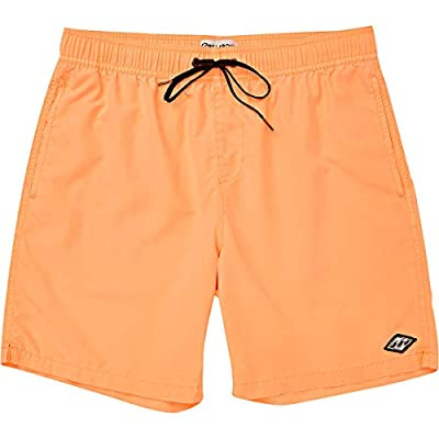 Billabong Men's All Day Layback Boardshorts Orange Large by Billabong